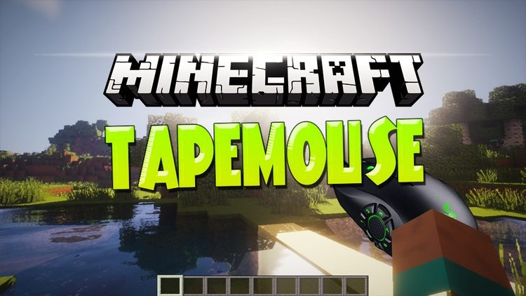 tapemouse mod for minecraft 02