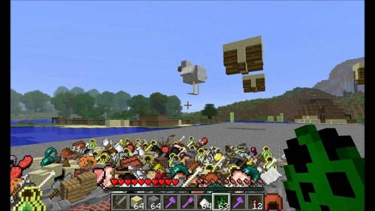 toomuchloot mod for minecraft 03