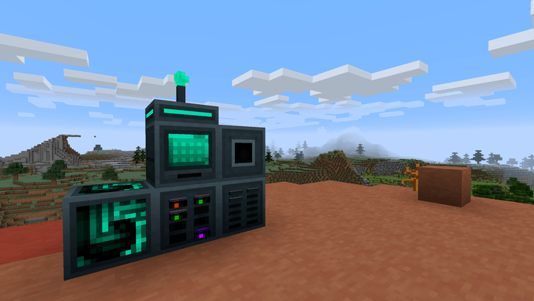Correlated Potentialistics mod for minecraft 01