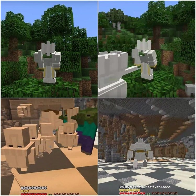 Monsters and Dungeons Mod for Minecraft 2