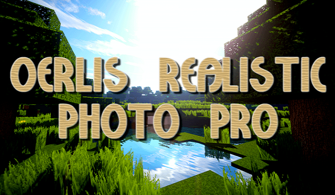 Oerlis Realistic Photo Pro Resource Pack Logo