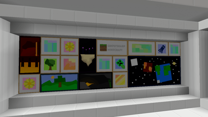 Simply Sharp Resource Pack for Minecraft 2