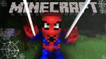 Spiderman Map for Minecraft Logo