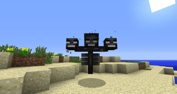 WitherCrumbs mod for minecraft 03