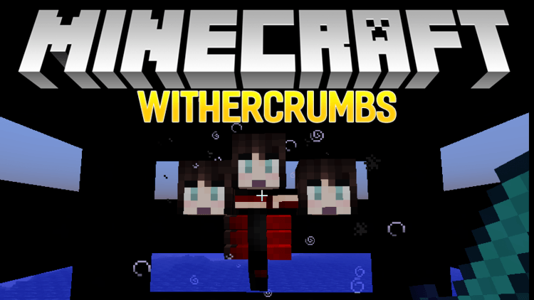 WitherCrumbs mod for minecraft logo