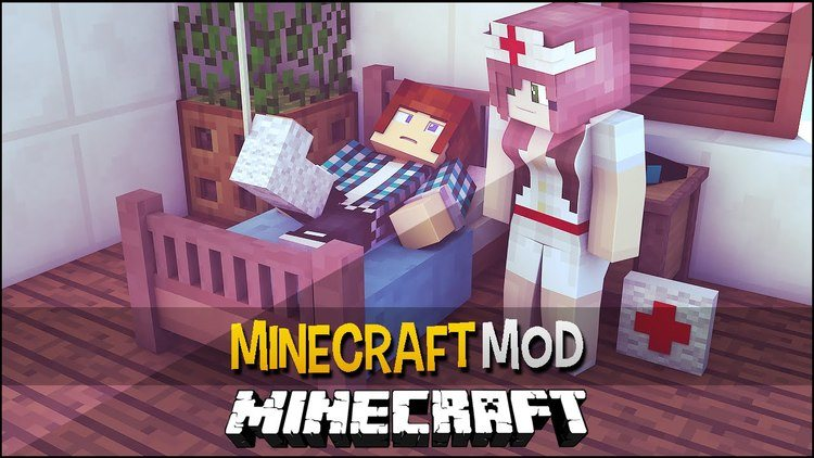 medicinecraft mod for minecraft logo