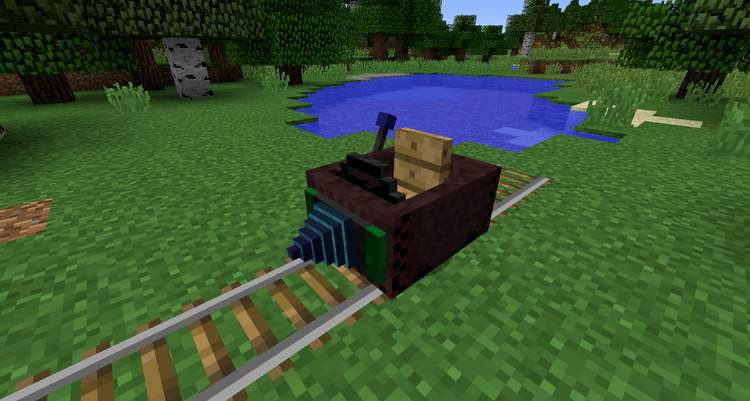 steves carts reborn mod for minecraft 04