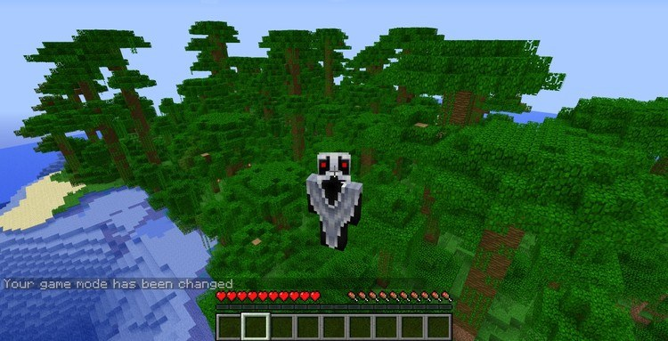 3d fly mod for minecraft 02