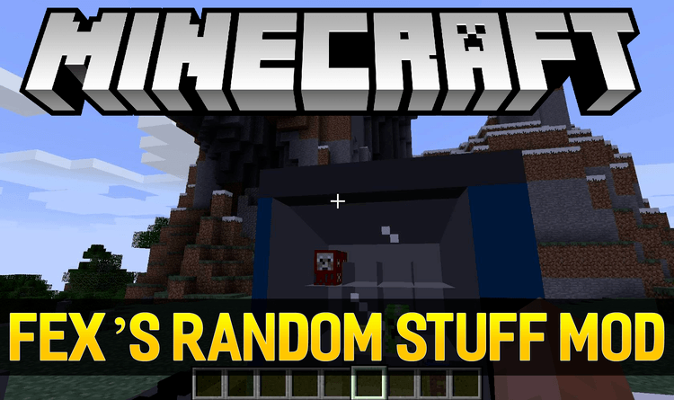 Fex's Random Stuff Mod for minecraft logo