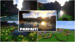 Parfait Realistic Resource Pack Logo