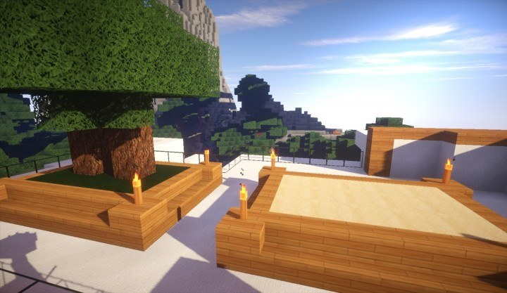 Serinity HD Resource Pack for Minecraft 1