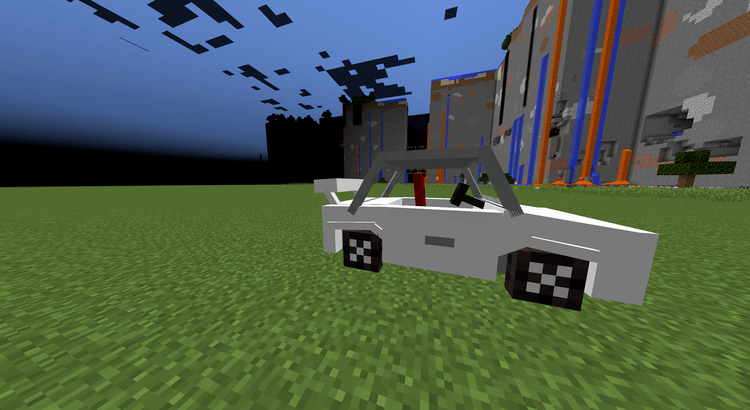 Vehicles Mod for minecraft 2