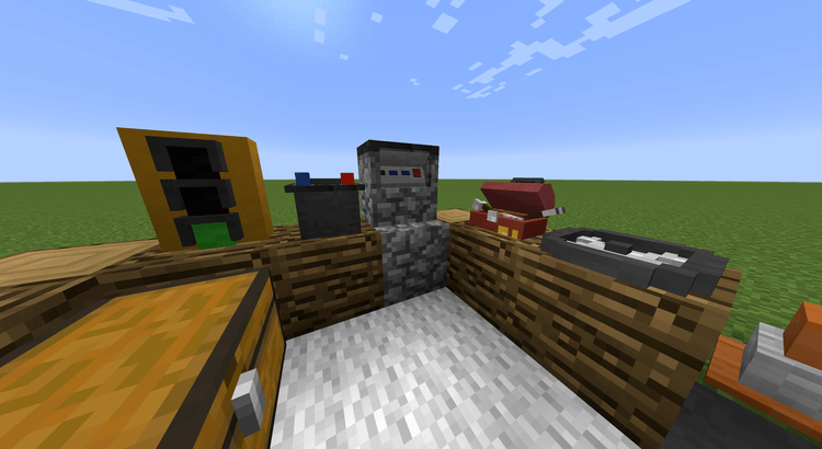 Vehicles Mod for minecraft 3