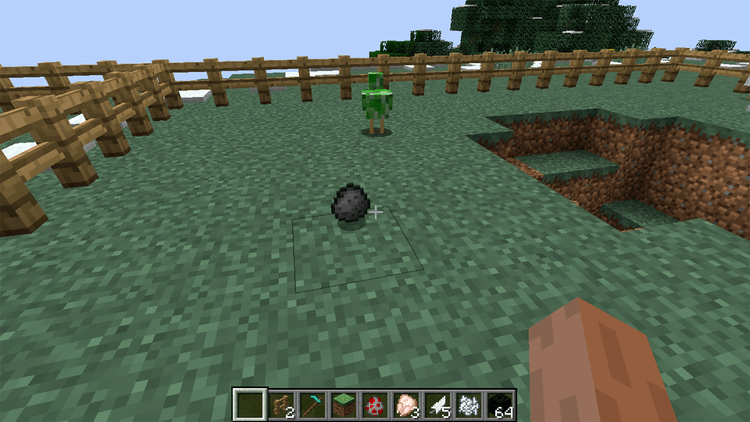creeper chickens mod for minecraft 03