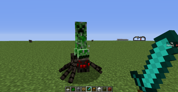 forge creeper heal mod for minecraft 03