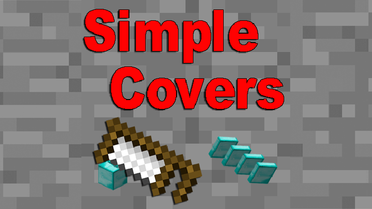 simple covers mod for minecraft logo