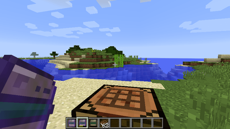 xp book mod for minecraft 1