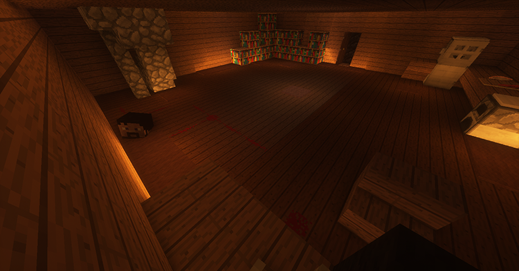 The Murder Mystery Of Vicent Taylor map cho Minecraft