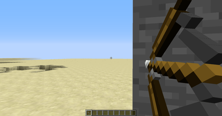 bow infinity fix mod for minecraft 02