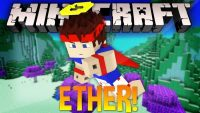 ether-two mod for minecraft logo