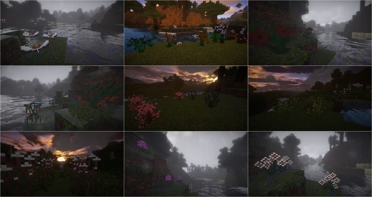 plants mod for minecraft 1
