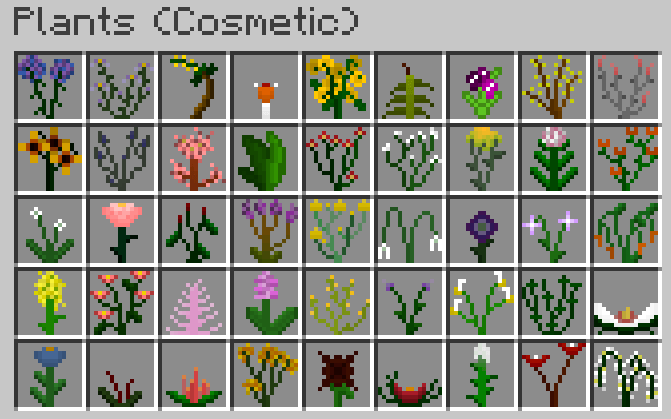plants mod for minecraft 5