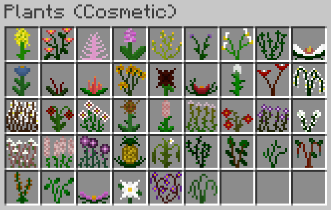 plants mod for minecraft 7