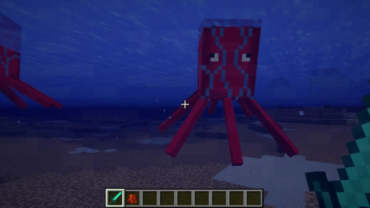 rocket squids mod for minecraft 3