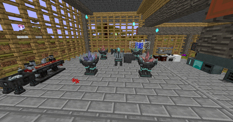 All The Mods modpack for minecraft 02
