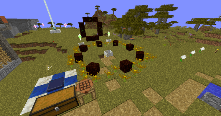 All The Mods modpack for minecraft 03
