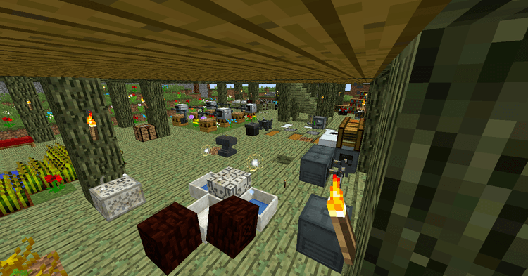 All The Mods modpack for minecraft 05