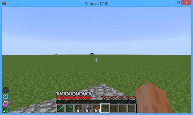 BaublesHud Mod for minecraft 2