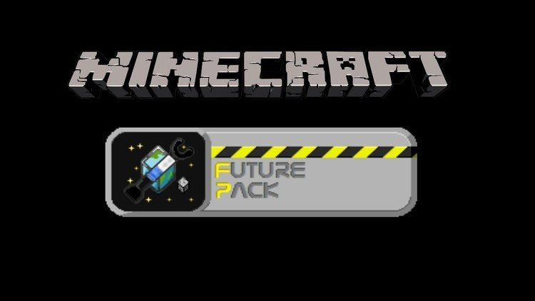 FuturePack Mod for minecraft logo