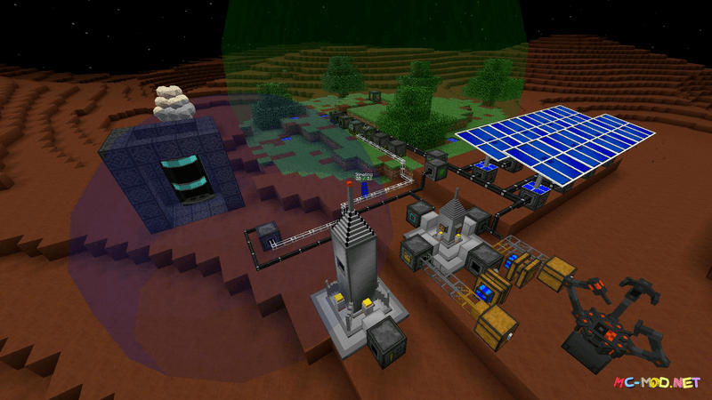 Galacticraft Planets 1