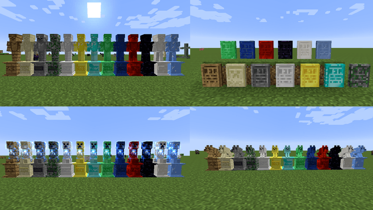Graves Stone mod for minecraft 02