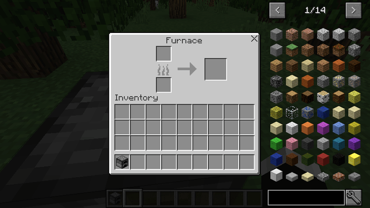Inventory X mod for minecraft 03