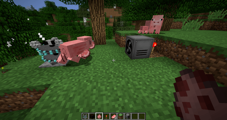 Mob Grinding Utils mod for minecraft 01
