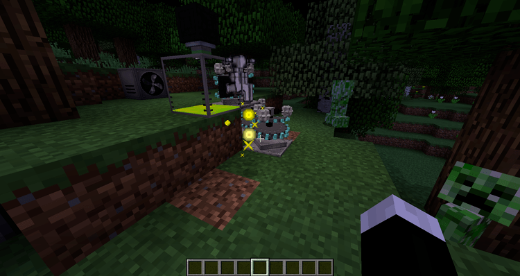 Mob Grinding Utils mod for minecraft 02