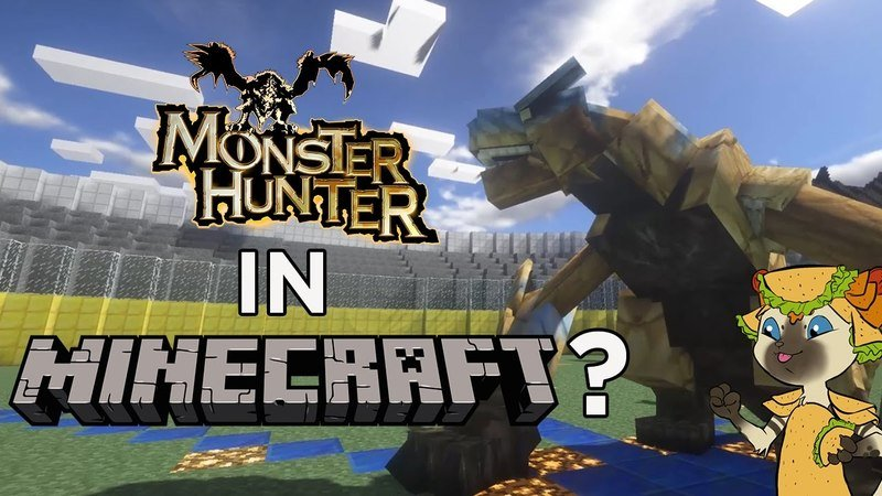 Monster Hunter Frontier Craft Mod Logo