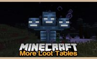 More Loot Tables mod for minecraft Logo