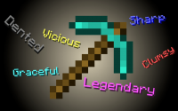 Quality Tools Mod for minecraft logo