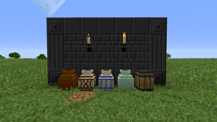 Rustic Mod for minecraft 4