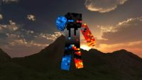 Skin Enderman Ice and Fire 1