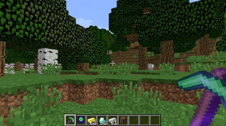 Solid Xp Mod for minecraft 3