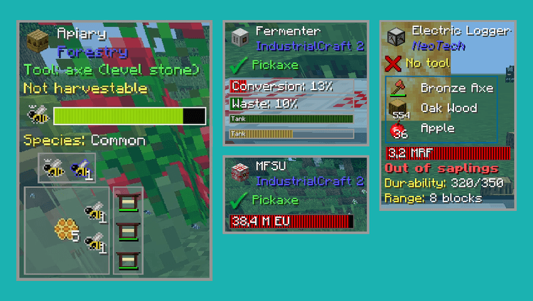 TOP Addons mod for minecraft 04