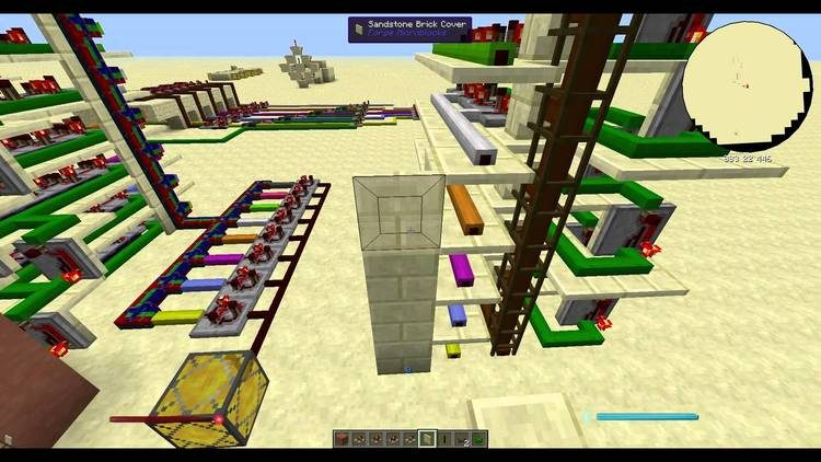 project intergration mod for minecraft 01