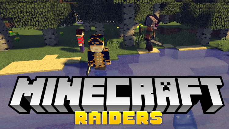 raiders-mod-for-minecraft-logo