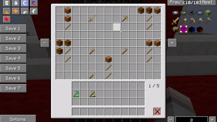 the more tools mod for minecraft 03