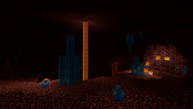 Crystal Caves mod for minecraft 02