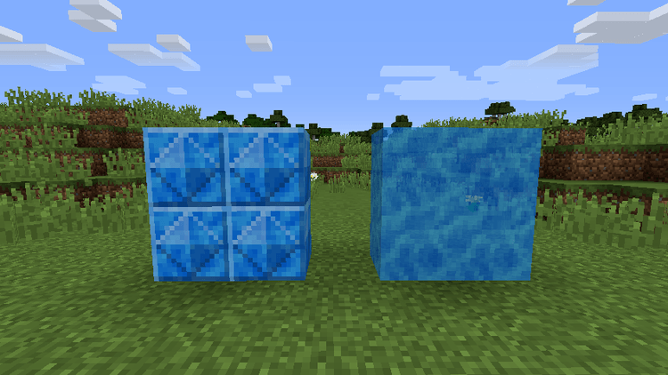 Crystal Caves mod for minecraft 04